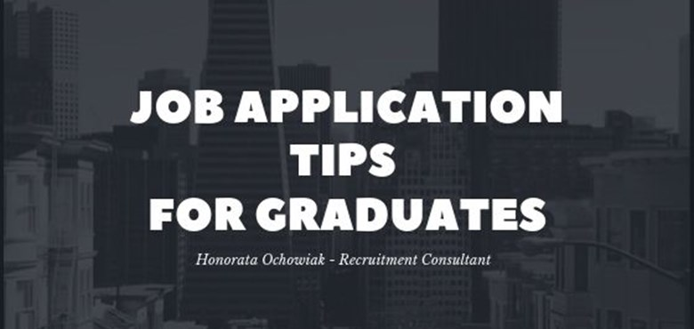 Job Application Tips – Graduates Listing Image